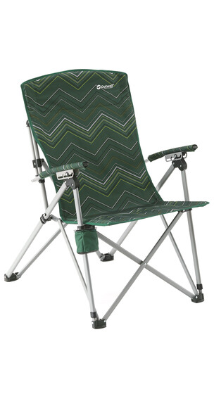 Outwell Palena Hills Folding Chair green